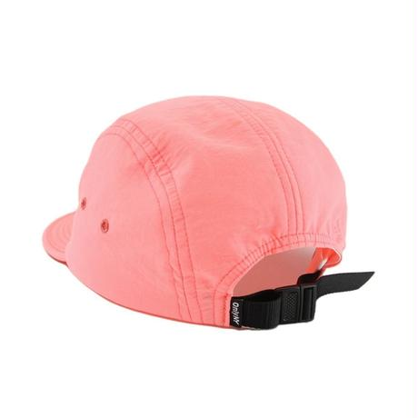 Only NY / Nylon Packable 5-Panel (Neon Coral)