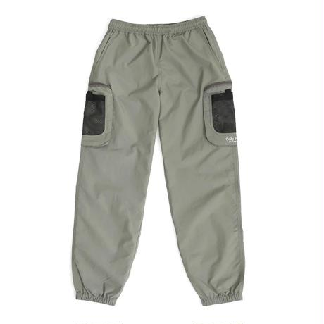 Only NY / Guideline Cargo Track Pants (SAGE)