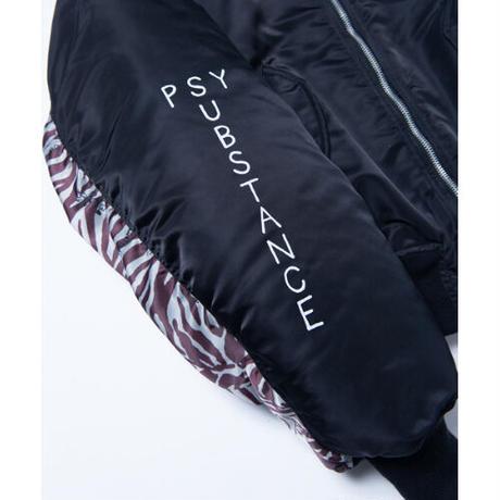 Black Weirdos / MA-1 Flight Jacket ( Black )