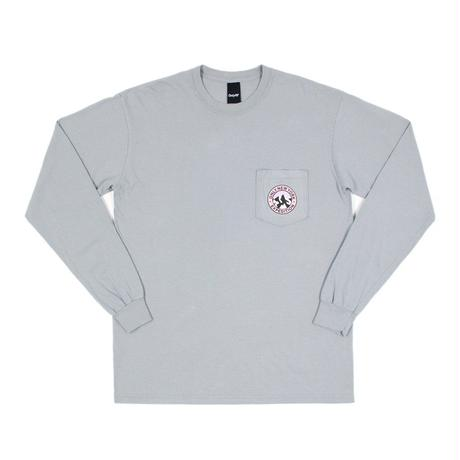 Only NY /  Expedition Pocket L/S T-Shirt (Granite)