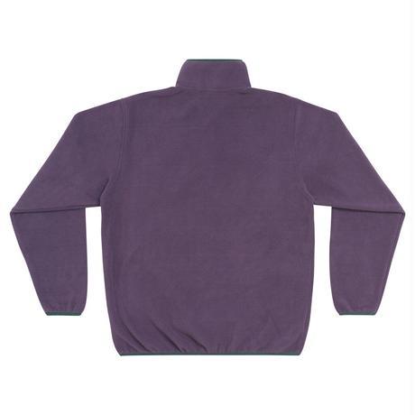Only NY / Flower Pullover Fleece ( Dark Purple )