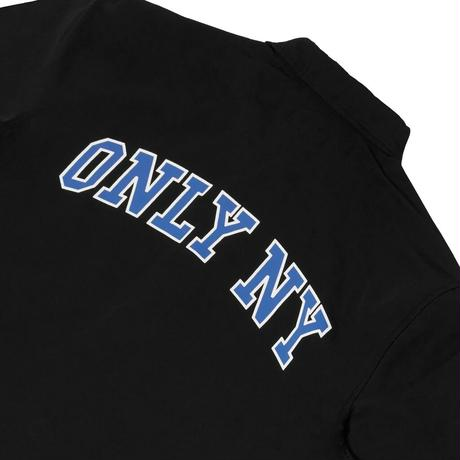 Only NY / Collegiate Coaches Jacket (Black)