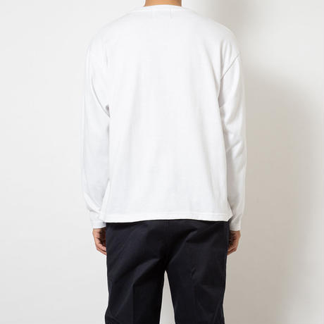 SON OF THE CHEESE / Lily LS Tee(WHITE)
