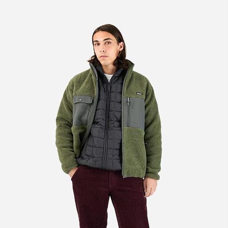 Only NY / Highland Fleece (Olive)