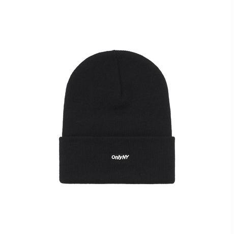 Only NY / Block Logo Thinsulate® Beanie ( Black )