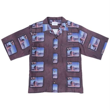 Black Weirdos / Silk Shirt (PINUP)