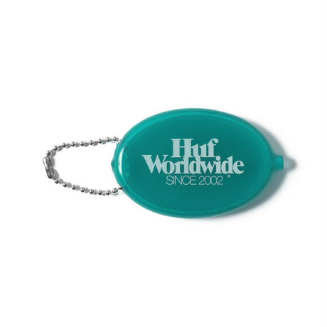 HUF / HUF WORLD WIDE COIN CASE BISCAY BAY