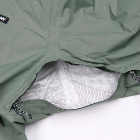 Only NY /  Waterproof Transit Shell (Sage)