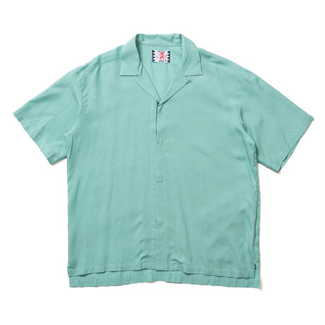 SON OF THE CHEESE / Hook Shirt(TURQUOISE)