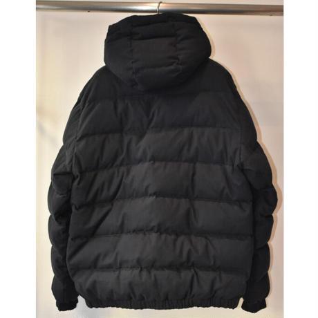 Only NY / Herringborn Puffer Jacket  (Midnight Navy)