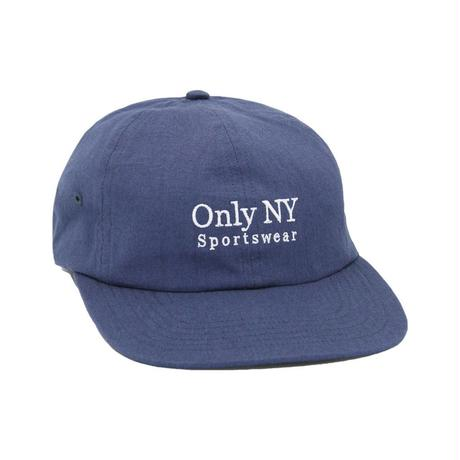 Only NY / GUIDELINE POLO HAT(Vintage Navy)
