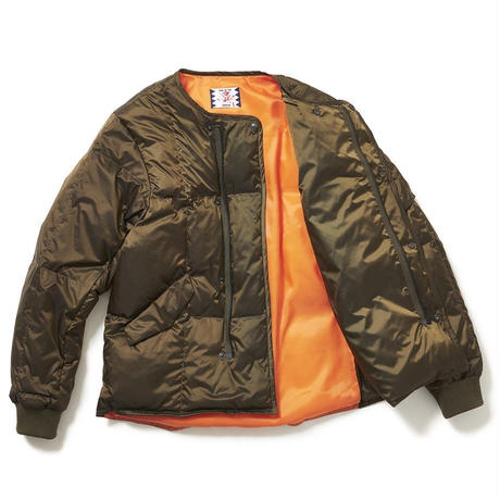 SON OF THE CHEESE / NC Down JKT (OLIVE)