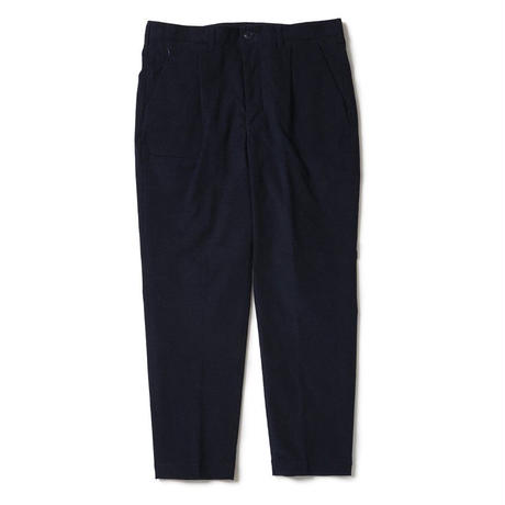 SON OF THE CHEESE / Check Cody Pants ( NAVY )