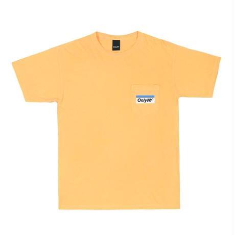 Only NY / Subway Logo T-Shirt (Citrus)