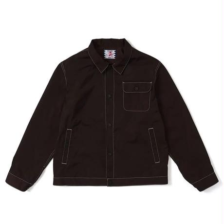 SON OF THE CHEESE / STITCH JKT (WINE)
