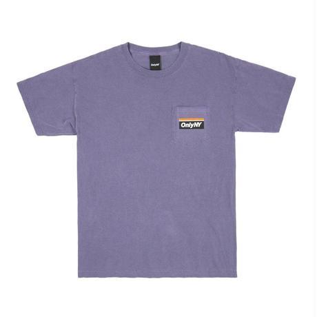 Only NY / Subway Logo T-Shirt (Grape)