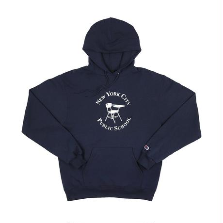 Only NY / NYC Public School Champion Hoodie(Navy)