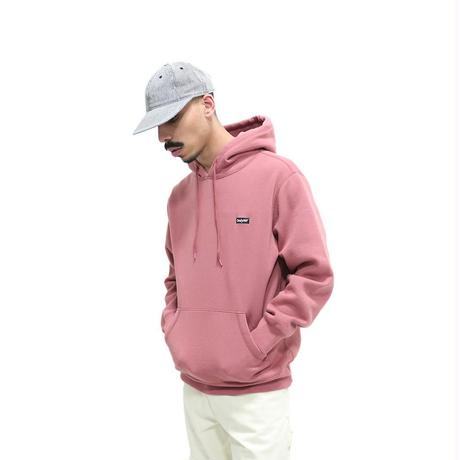 Only NY /  Block Logo Hoody (Nautical Red)