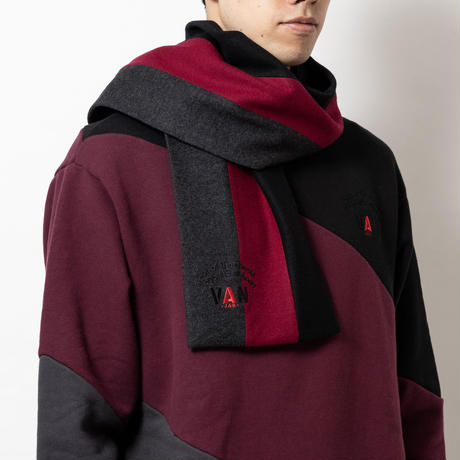 SON OF THE CHEESE / VAN SCARF (GRAY)