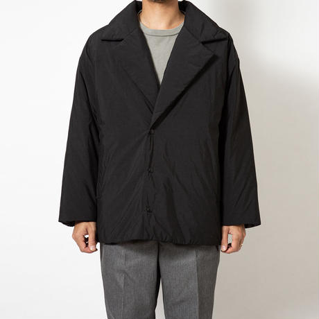 SON OF THE CHEESE / PUFF COAT(BLACK)