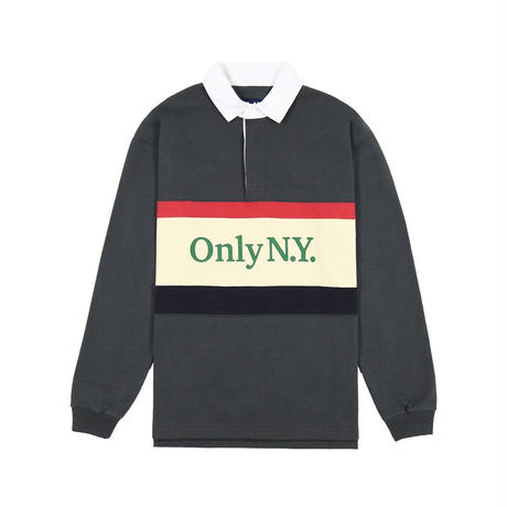 Only NY /  Lodge Rugby (Vintage Black)