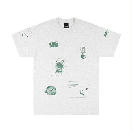 Only NY / OUTDOORS T-SHIRT(Ash)
