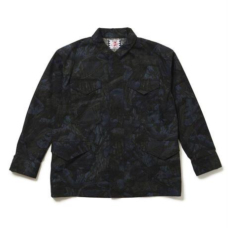 SON OF THE CHEESE / CAMO 65 Shirt (NAVY)