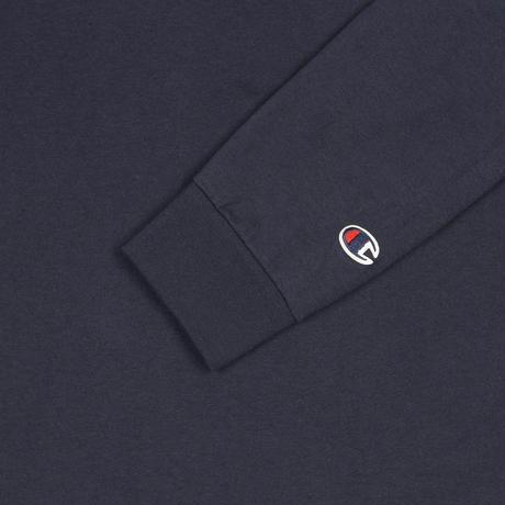 Only NY / Sportsman Champion® L/S T-Shirt(Navy)