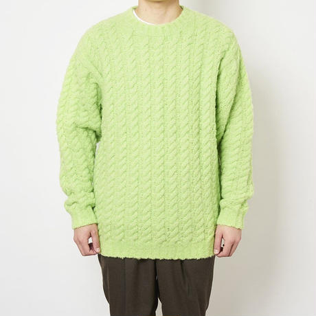SON OF THE CHEESE / Neon Crew (Y.GREEN)