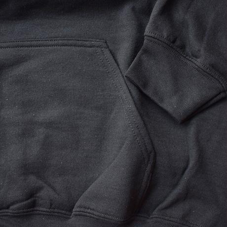 "LABRAT / LABRAT×coji coji ""good type"" hoodie(Black)"