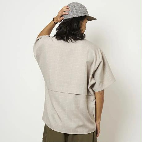 SON OF THE CHEESE / Conversion shirt (WHITE)