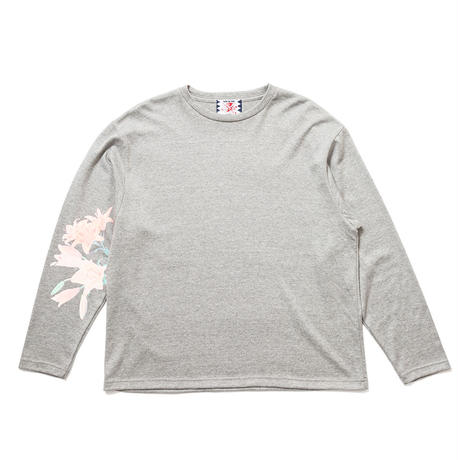 SON OF THE CHEESE / Lily LS Tee(GRAY)
