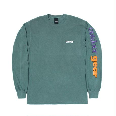 Only NY /  Outdoor Gear L/S T-Shirt (Mallard)