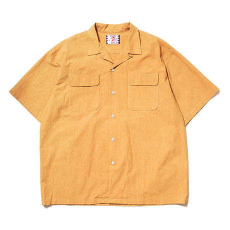 SON OF THE CHEESE / FLAP Shirt SS (ORANGE)