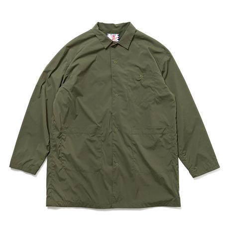 SON OF THE CHEESE /LONG SHIRT(OLIVE)