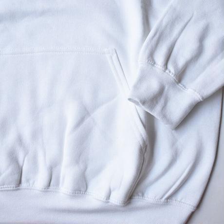"LABRAT / LABRAT×coji coji ""good type"" hoodie(White)"