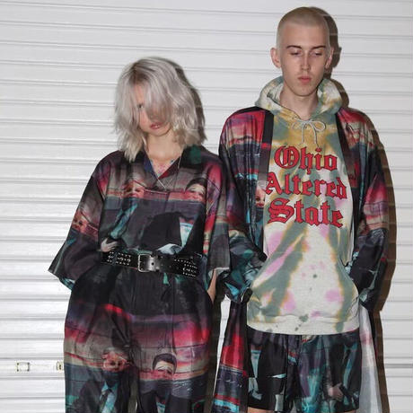 Black Weirdos / Silk Shirt (PRESIDENTS)