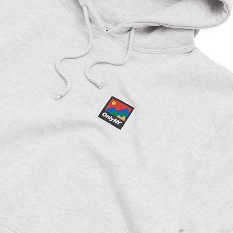 Only NY / Mtn Hoodie ( Ash )