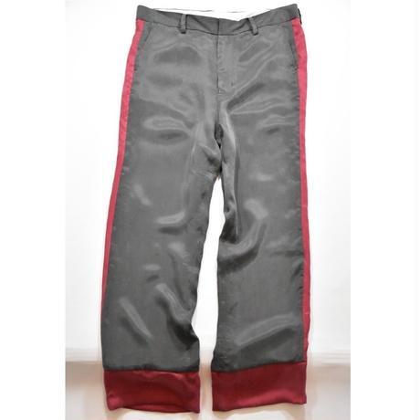 Black Weirdos / Saddam Bowling Pants  / (Chacoal)