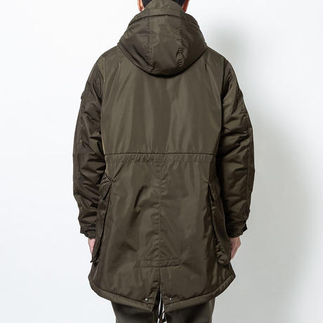 SON OF THE CHEESE / MODS COAT (OLIVE)