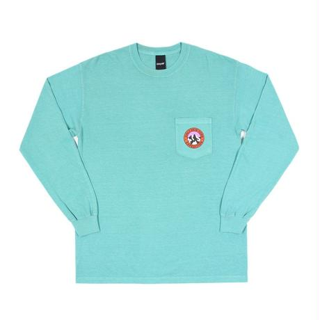 Only NY /  Expedition Pocket L/S T-Shirt (Seafoam)