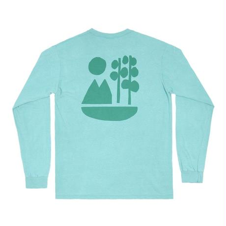 Only NY / Troop L/S T-Shirt (Evergreen)
