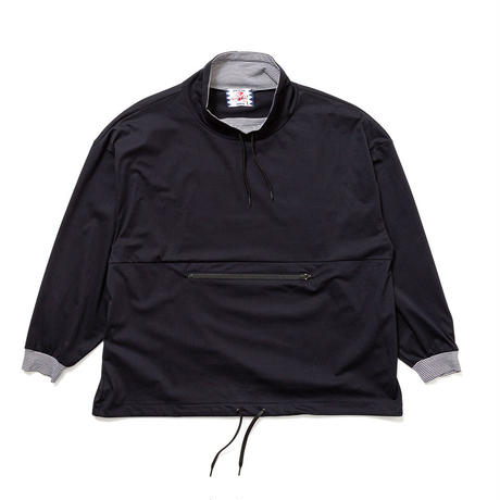 SON OF THE CHEESE / draw code JKT(NAVY)