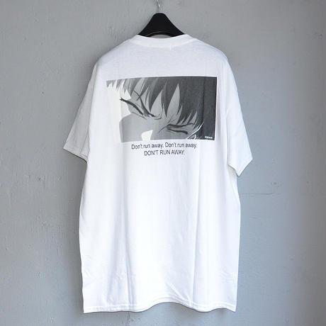 LABRAT / LABRAT×EVANGELION×YAR Shinji Tee(White)