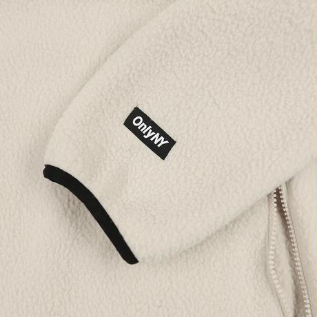 Only NY / Trail Pullover Fleece(Birch)