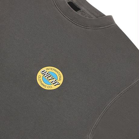 Only NY / International Clothing Co. Crewneck (Charcoal)