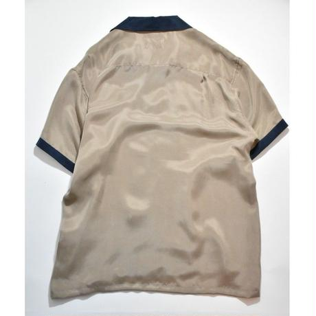 Black Weirdos / Saddam Boeling Shirt  (Beige)