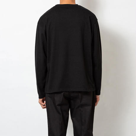 SON OF THE CHEESE / Fantom Wig LS TEE(BLACK)