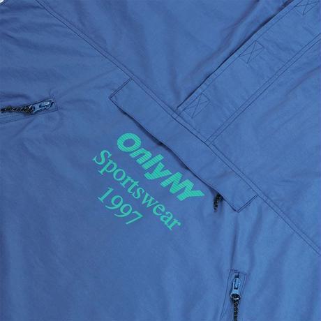 Only NY / Sportswear Packable Anorak (Dusty Blue)