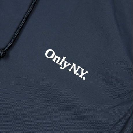 Only NY / Lodge Hooded Coach Jacket (Navy)